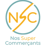 Nos super commerçants logo