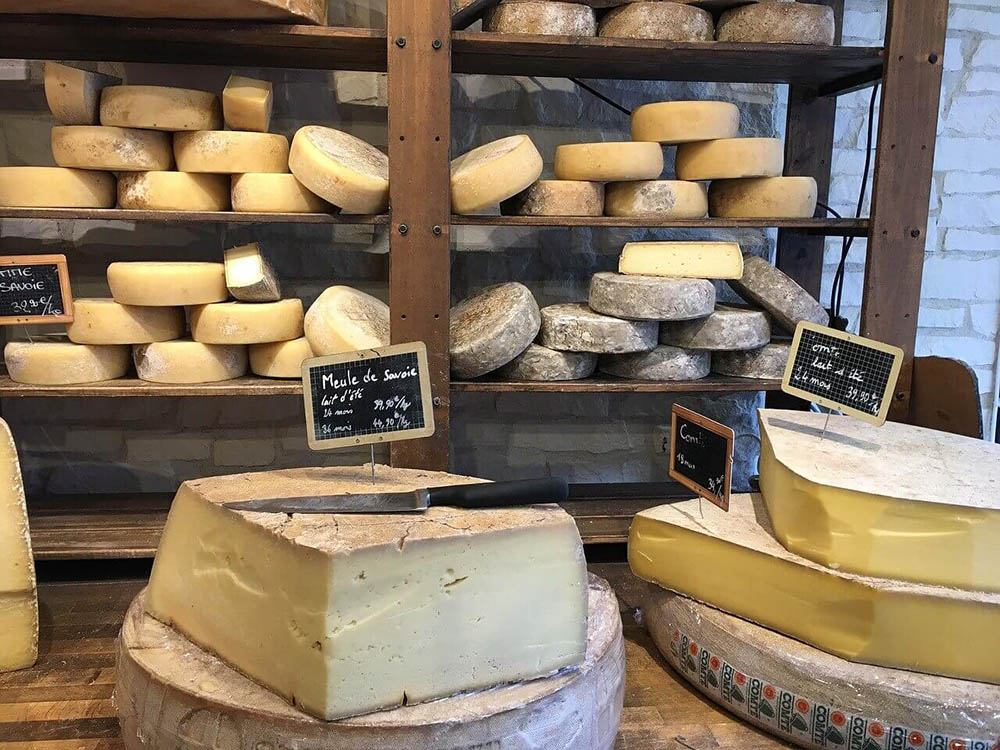 fromagerie thonon