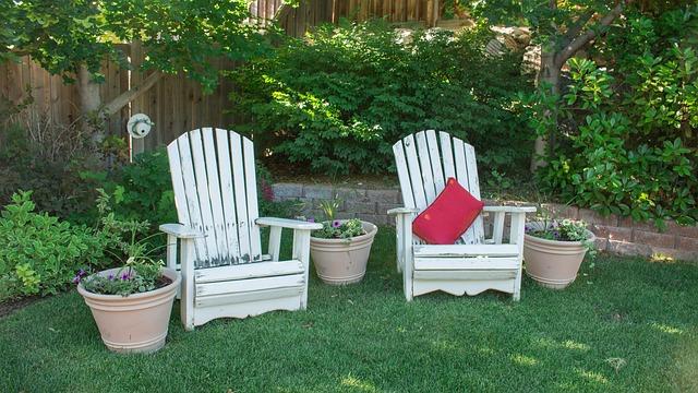 mobilier jardin thonon