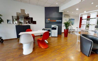 Agence immobilière Suisse Immo à Thonon