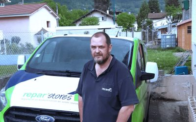 David Bacquet installateur et réparateur de stores et volets