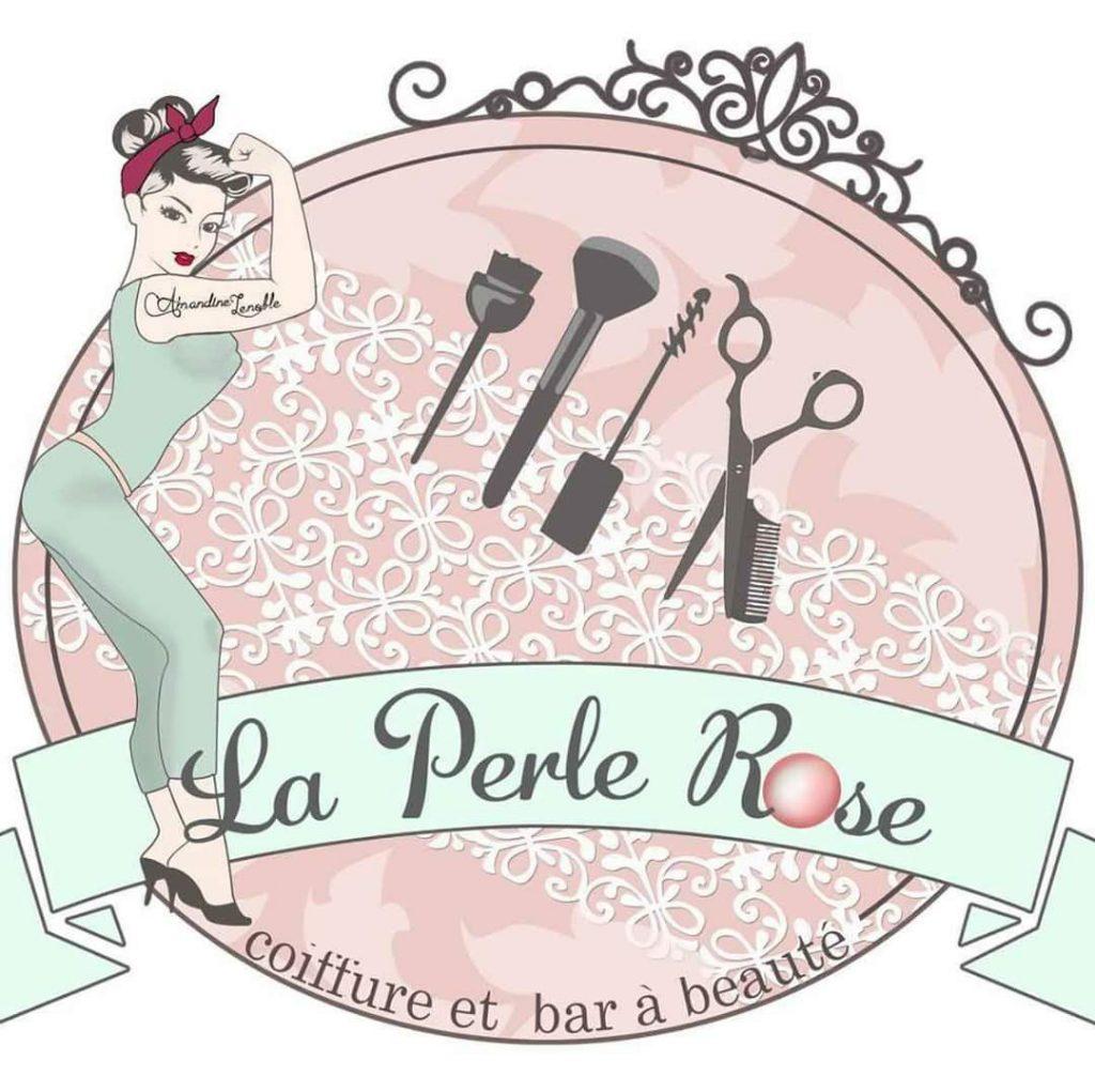 Logo, La Perle Rose