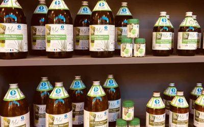 Huiles essentielles à Evian La Merveille Boutique bio