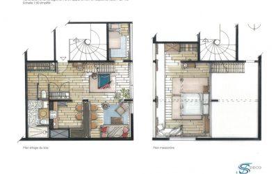 Plan, Architecte d'intérieur