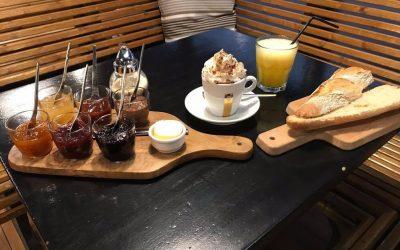 Petit-déjeuner Chez Fernand