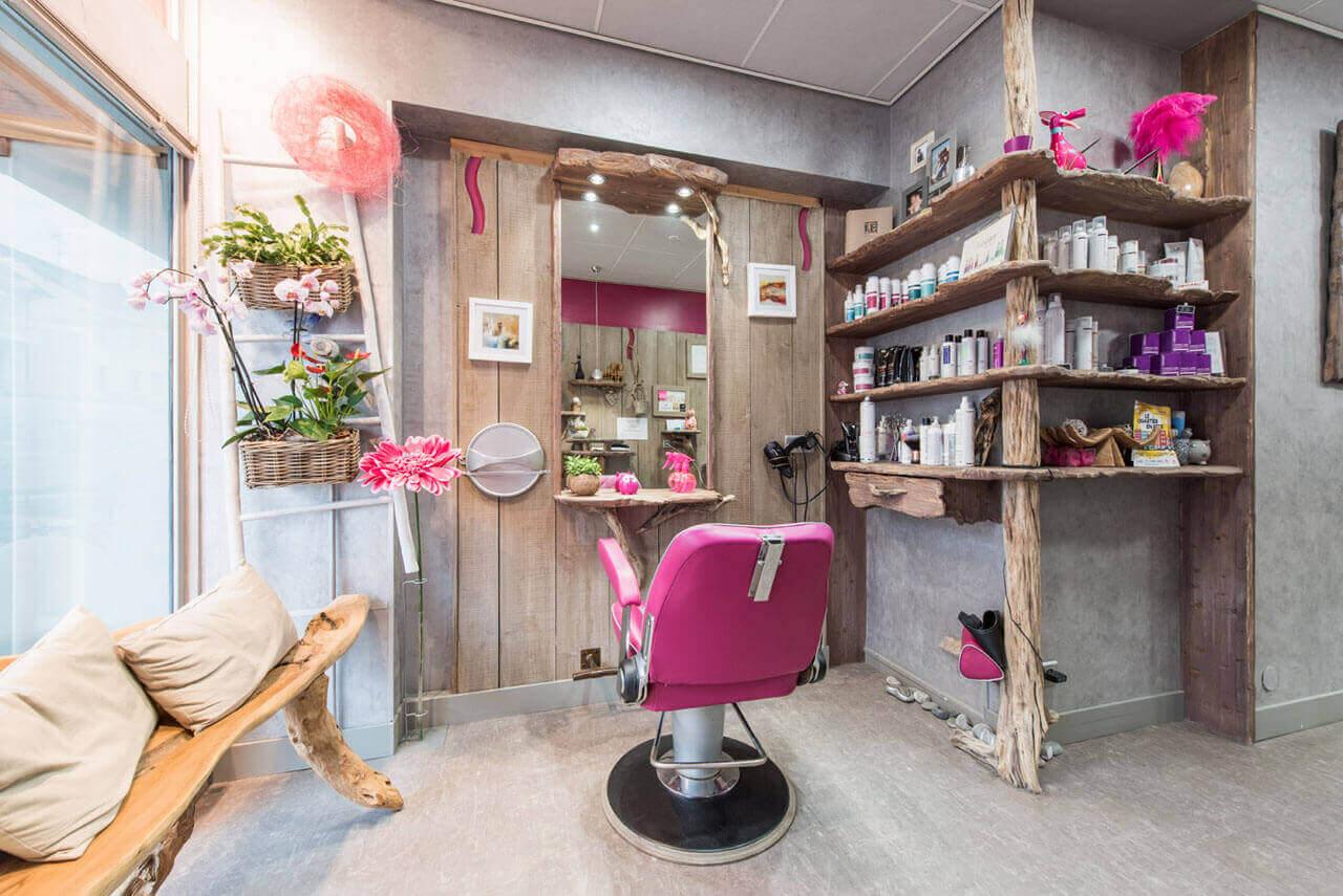 salon coiffure thonon