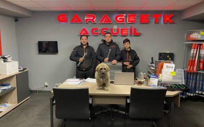 equipe garage etk