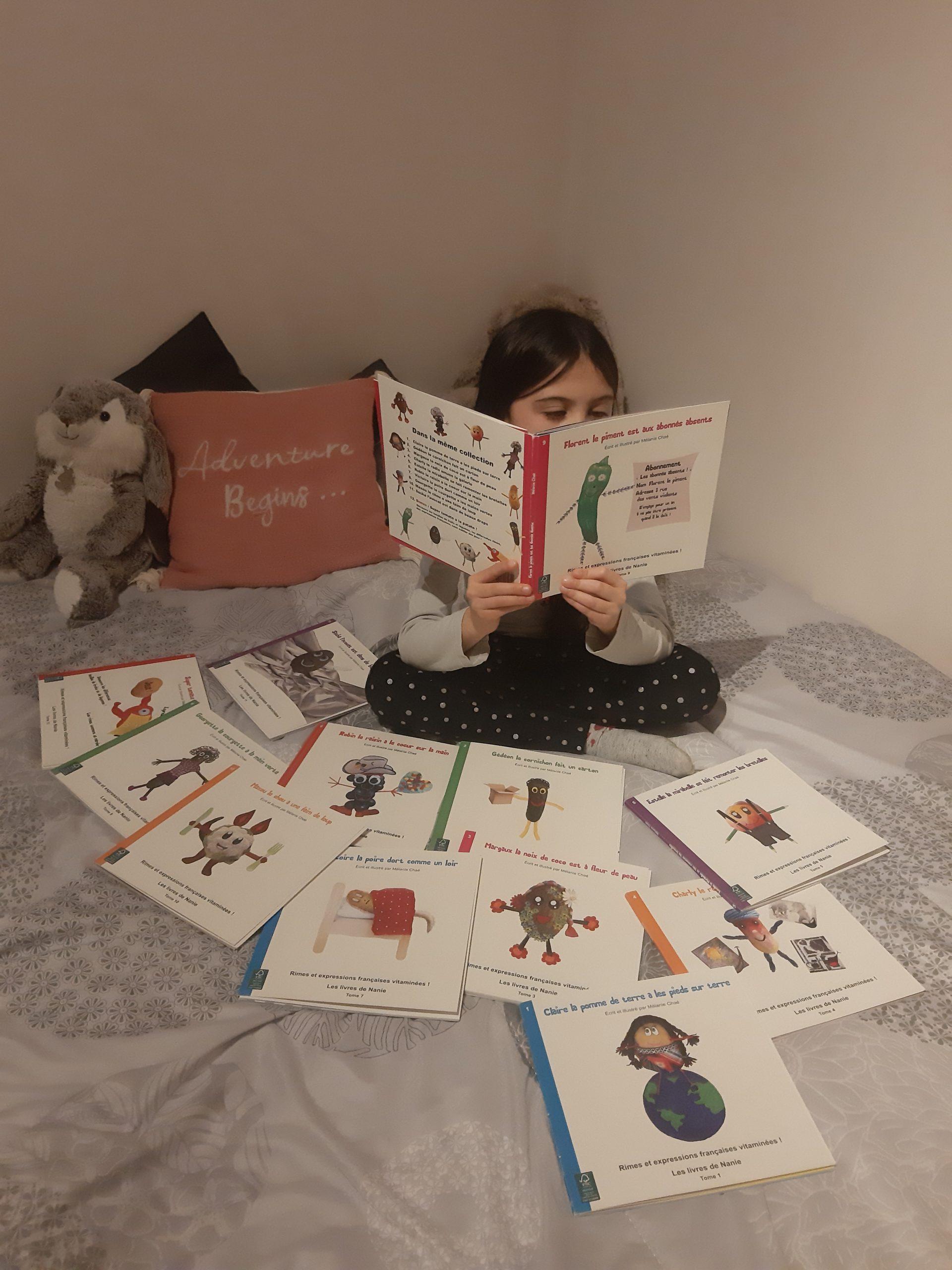 les livres de nanie